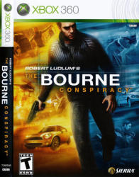 Sierra The Bourne Conspiracy (Xbox 360)