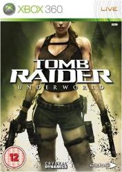 Eidos Tomb Raider Underworld (Xbox 360)