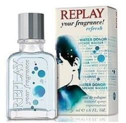 Replay Your Fragrance Refresh for Him EDC 50ml