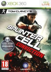 Ubisoft Tom Clancy's Splinter Cell Conviction (Xbox 360)