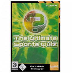 Liquid Games The Ultimate Sports Quiz (PC)
