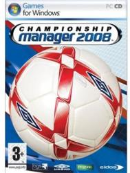 Ubisoft Championship Manager 2008 (PC)
