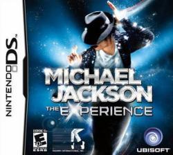 Ubisoft Michael Jackson The Experience (Nintendo DS)