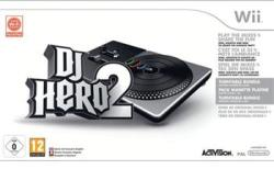 Activision DJ Hero 2 [Turntable Bundle] (Wii)