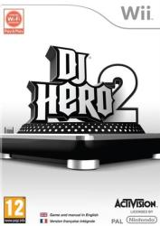 Activision DJ Hero 2 (Wii)
