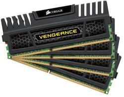 Corsair 16GB (4x4GB) DDR3 1600MHz CMZ16GX3M4A1600C9