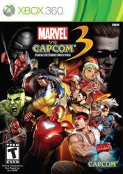 Capcom Marvel vs. Capcom 3 Fate of the Two Worlds (Xbox 360)