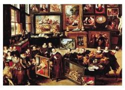 Educa Williem Van Haecht: Lo Studio D'Arte 5000 db-os (11765)