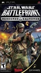 LucasArts Star Wars Battlefront Renegade Squadron (PSP)
