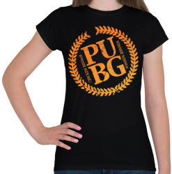 3 990 Ft printfashion PUBG LOGO - Női póló - Fekete f5725fea3d