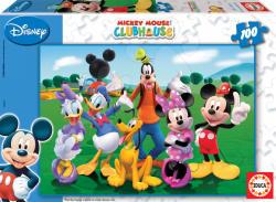 Educa Mickey egér klubja 100 db-os (14209)