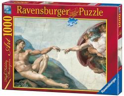 Ravensburger Michelangelo - A teremtés 1000 db-os (15540)