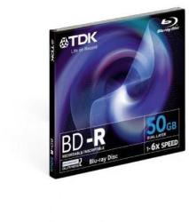 TDK Blu-Ray BD-R 50GB 4x