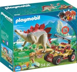 Playmobil Kutatók Mobil Stegosaurussal (9432)