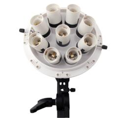 Falcon Eyes Lamp with Octobox LHD-B455