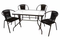 Garthen Garth kerti készlet - asztal és 4 db szék