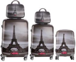 ABS Paris+Car - 5 részes bőrönd szett (LC-042)