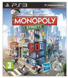 Electronic Arts Monopoly Streets (PS3)