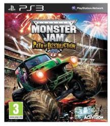 Activision Monster Jam Path of Destruction (PS3)