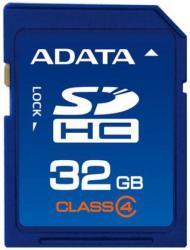 ADATA SDHC 32GB Class 4 ASDH32GCL4-R