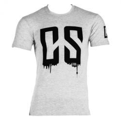 Capital Sports BEFORCE, mărime M, gri, tricou de antrenament, bărbați (CSP2-Beforce) - electronic-star