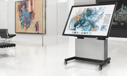 Vogel's Touch Table Motorized Cabinet (PFTE7121)