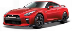 Bburago Nissan GTR 2017 1:24