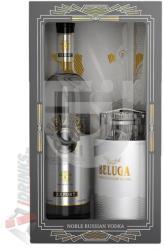 BELUGA Vodka (DD és Kaviár tartó) (0.7L)