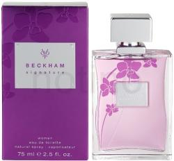David Beckham Signature for Her EDT 75ml
