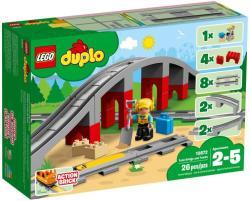 LEGO Duplo - Vasúti híd és sínek (10872)