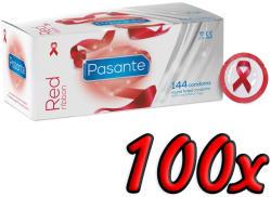 Pasante Red Ribbon 100 pack
