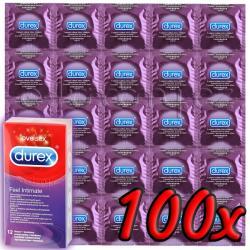 Durex Elite Intimate Feel 100 pack