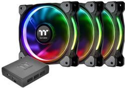 Thermaltake Riing Plus 12 RGB TT 120x120x25mm 3 Pack (CL-F053-PL12SW-A)