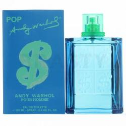 Andy Warhol Pop Pour Homme EDT 100ml