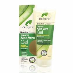 Dr. Organic Aloe Vera Gel 200ml