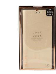 Just Must Husa Samsung Galaxy Note 8 Just Must Book Award Skin Gold (ultraslim) (JMASN8GD)