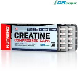 Nutrend Creatine Compressed - 120 caps