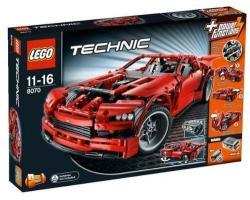 LEGO Technic - Szuperautó (8070)