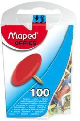 Maped Rajzszeg, 100 db-os, MAPED, színes (IMA310011) - irodaoutlet