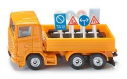 Siku Kamion közlekedési jelekkel (1322)