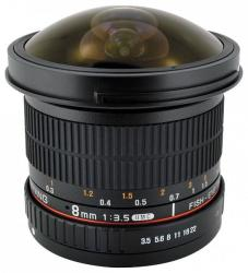 Samyang 8mm f/3.5 UMC CS II Fisheye (Sony E)