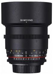 Samyang 85mm T1.5 VDSLR AS IF UMC II (Sony A)