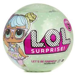 MGA Entertainment L.O.L. Surprise! - Tots baba nagy gömbben (548843)