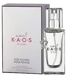 Gosh Cool K.A.O.S For Women EDT 30ml