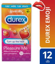 Durex Emoji Pleasure Me óvszer 12db