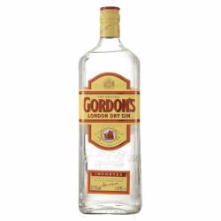 Gordon's London Dry Gin 37.5% 1L