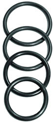 Sportsheets O-Rings Set 4 Assorted Sizes