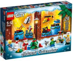 LEGO City - Adventi naptár (60201)