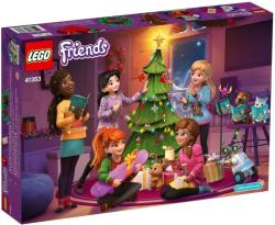 LEGO Friends - Adventi naptár (41353)