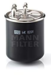 Mann-filter Filtru combustibil MERCEDES C-CLASS (W203) (2000 - 2007) MANN-FILTER WK 820/1